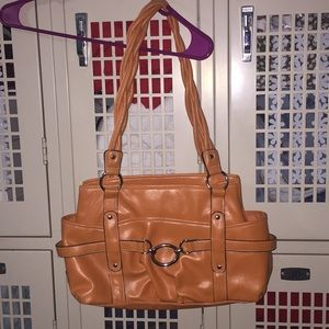 Handbags - Orange purse